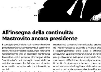 Cronache di Salerno 25/03/16